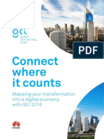 Global Connectivity Index 2016 Whitepaper