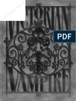 Vampire Victorian Age