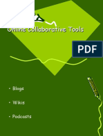 Collaborative Online Tools