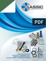 Classic Metallic Brochure 2010
