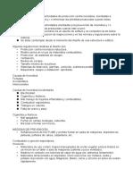 Material de Estudio Prevención de Incendios Inc. y Haz Mat. SSO (Parcial 2)