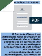OT Diário de Classe