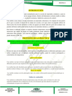 PRACTICA 3 (Maneja La Mufla y La Estufa de Acuerdo Al Manual de Operación)