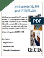 Capacitación de La Categoría CONTACTORES Para CONEIMERA 2016
