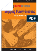 Slapping Funky Grooves by Jp Dias