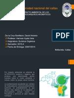 Compuestos Ciclicos Impacto Ambiental