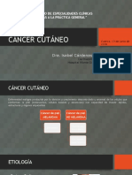 Cancer Cutaneo