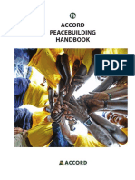 ACCORD Peacebuilding Handbook