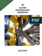 ACCORD Peacebuilding Handbook