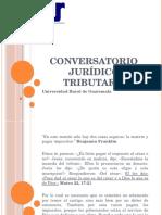 Conversatorio Derecho Tributario
