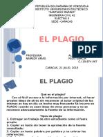 Electiva II - El Plagio