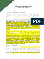 ADMINISTRACIÓN DE LA EDUCACIÓN Benno Sander (1).docx