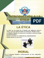 1ra Clase Etica 2016-i Ing Civil