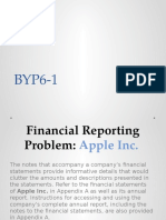 Accounting Prinicples BYP6-1