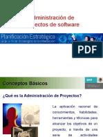 Administracion Proyectos Software