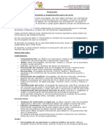 Protocolo Comisiones y Organización Para Un Acto