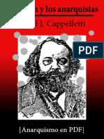 Cappelletti, Ángel - Bakunin y Los Anarquistas [Anarquismo en PDF]