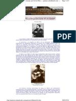 Albéniz y Los Guitarristas de Su Tiempo