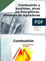 Combustión y Combustibles, Otros Recursos Energéticos