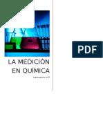 Informe 1 de Quimica Medidas de Seguridad