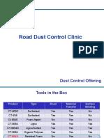 Road Dust Basics