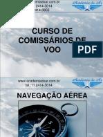 Navegacao Aerea p Comissarios - Junho 2012