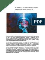Cuerpo, Cerebro y Mente Creaciones Artificiales