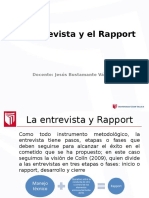 Sesion 1- Teo - Rapport