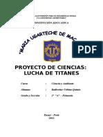 Proyecto Lucha Titanes