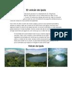 El Volcán de Ipala