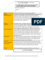 ece lesson plan template final 8 11 15  2