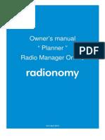 Owner s Manual Planner V2.2.1 En