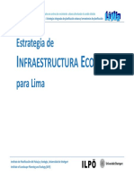 Urbanismo Hidrológico Lima