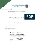 Trabajo Práctico 1 - Grupo 2A Final