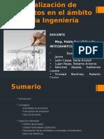 Realización de Proyectos en El Ámbito de Ingeniería