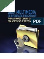 Guia Multimedia de recursos educativos para alumnado con necesidades educativas especiales