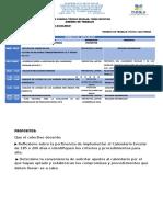 Agenda 27 de Mayo