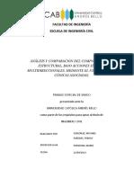 Teg-Análisis y Comparación Del Comportamiento..