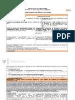 Formatos de Plan de Academia y Plan Clase Cal 2015 b
