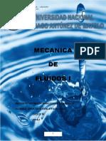 Mecanica de Fluidos I