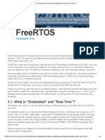 The Architecture of Open Source Applications (Volume 2)_ FreeRTOS