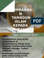 Sumbangan Tamadun Islam Kepada Bidang Sosial