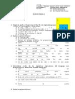 Examen Parcial I LÓGICO MATEMÁTICO Banco de Preguntas