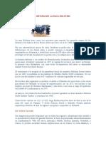 Historia de La Raza Holstein