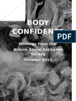 Body Confidence Findings October 2014