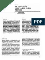 Dialnet-HaciaUnaDefinicionComprehensivaDelClimaOrganizacio-2378428