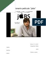 Analisis Pelicula Jobs