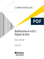 Analisis Incentivos Exoneraciones Tributarias