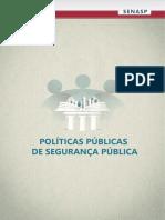 Políticas Pública de Segurança Pública