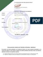Tarea Individual Fiscalización a Empresas - II